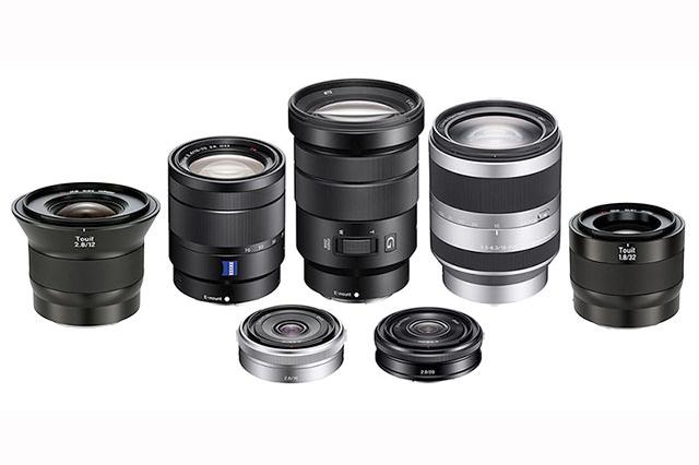 Objektivi za  MILC/ Mirorless fotoaparate