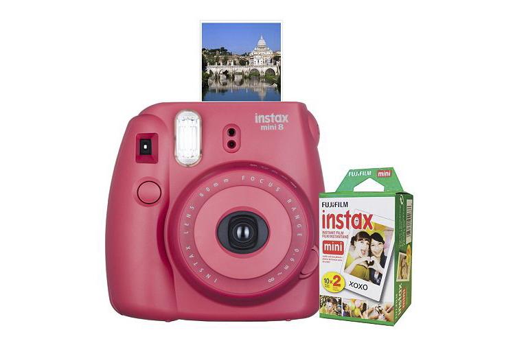 INSTAX kamere i filmovi