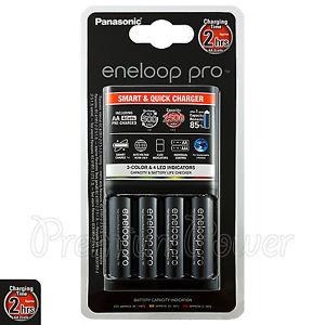 Panasonic ENELOOP  BQ-CC55E punjač sa 4 bat. eneloop pro
