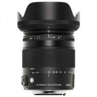 Sigma 18-200mm f/3.5-6.3 DC Macro OS HSM  Contemporary * 5 godina garancija *