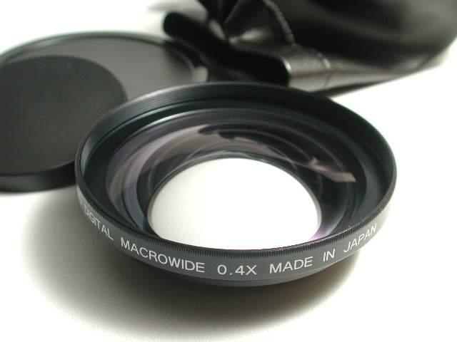 Fujiyama 0.4X Super Fisheye Lens 58mm