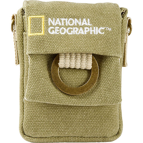 National Geographic 1147 Earth Explorer Nano Camera Pouch