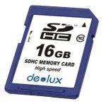 16GB SDHC klasa 10
