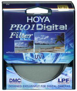 Hoya Pro 1 Digital UV(0) 58 mm