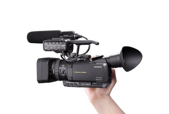 Sony HXR-NX70U NXCAM Compact Camcorder