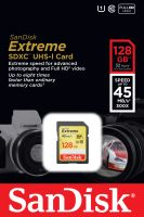 64GB Extreme®  SDHC 45mb/s