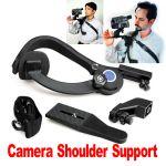 OEM Hand Free Shoulder Pad Support Stabilizer 5KG for Camcorder and Camera