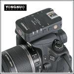 Yongnuo YN-622C Wireless TTL Flash Trigger 1/8000s Flash Ratio for Canon