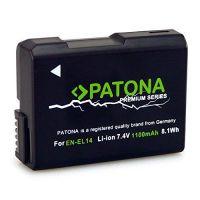 Patona Baterija EN-EL14 Premium