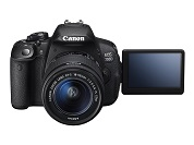 EOS 700D 18-55 IS STM + SD 32 GB