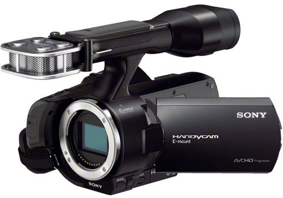 Sony  NEX-VG30EH Kit 18-200mm