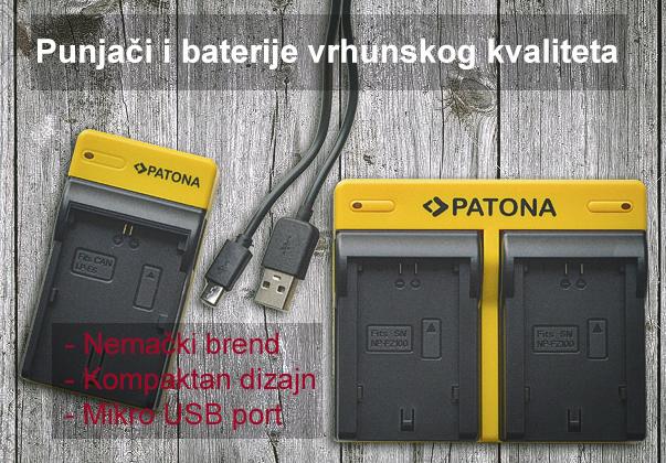 Patona Baterija DMW-BLF19E Premium