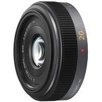 Panasonic G 20mm f/1.7 II ASPH