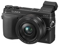 Panasonic Lumix DMC-GX7 + 20mm f/1.7 II lens