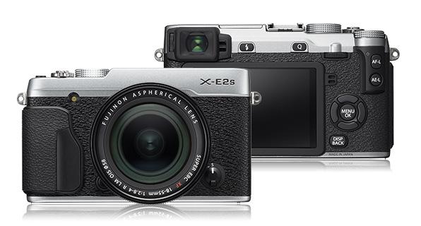 Fuji X-E2s 18-55  mm
