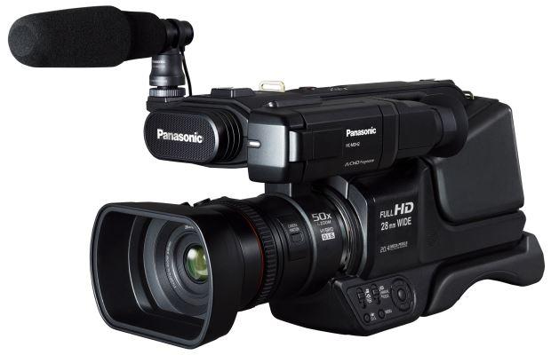 Panasonic HMC MDH2 AVCHD PAL