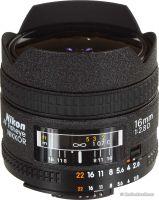 Nikon AF Riblje oko Nikkor 16mm f/2.8D