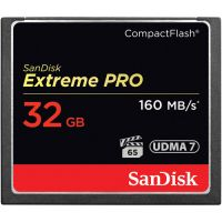 SanDisk CF 32GB Extreme Pro 160Mb/s (SDCFXPS-032G)