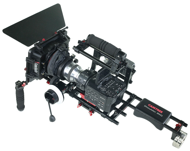 FILMCITY CAMTREE Camera Shoulder Mount Kit 201 (C-Kit-201)