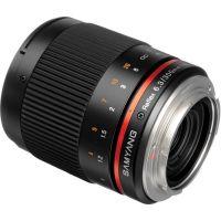 Samyang 300mm f/6.3 ED UMC CS Lens for Fujifilm X (Black), Emount, M4/3, Canon, Nikon