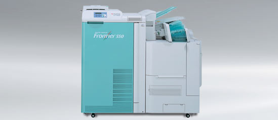 Fuji Frontier 550