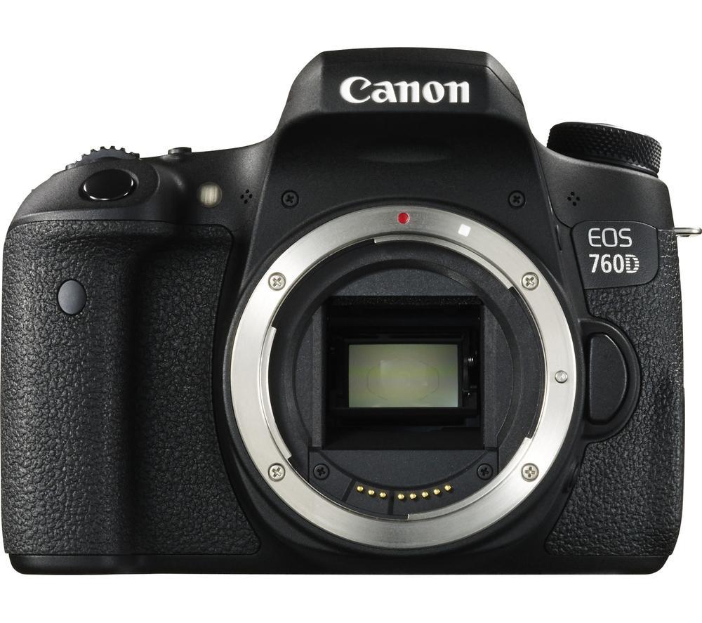 Canon EOS 760D  telo