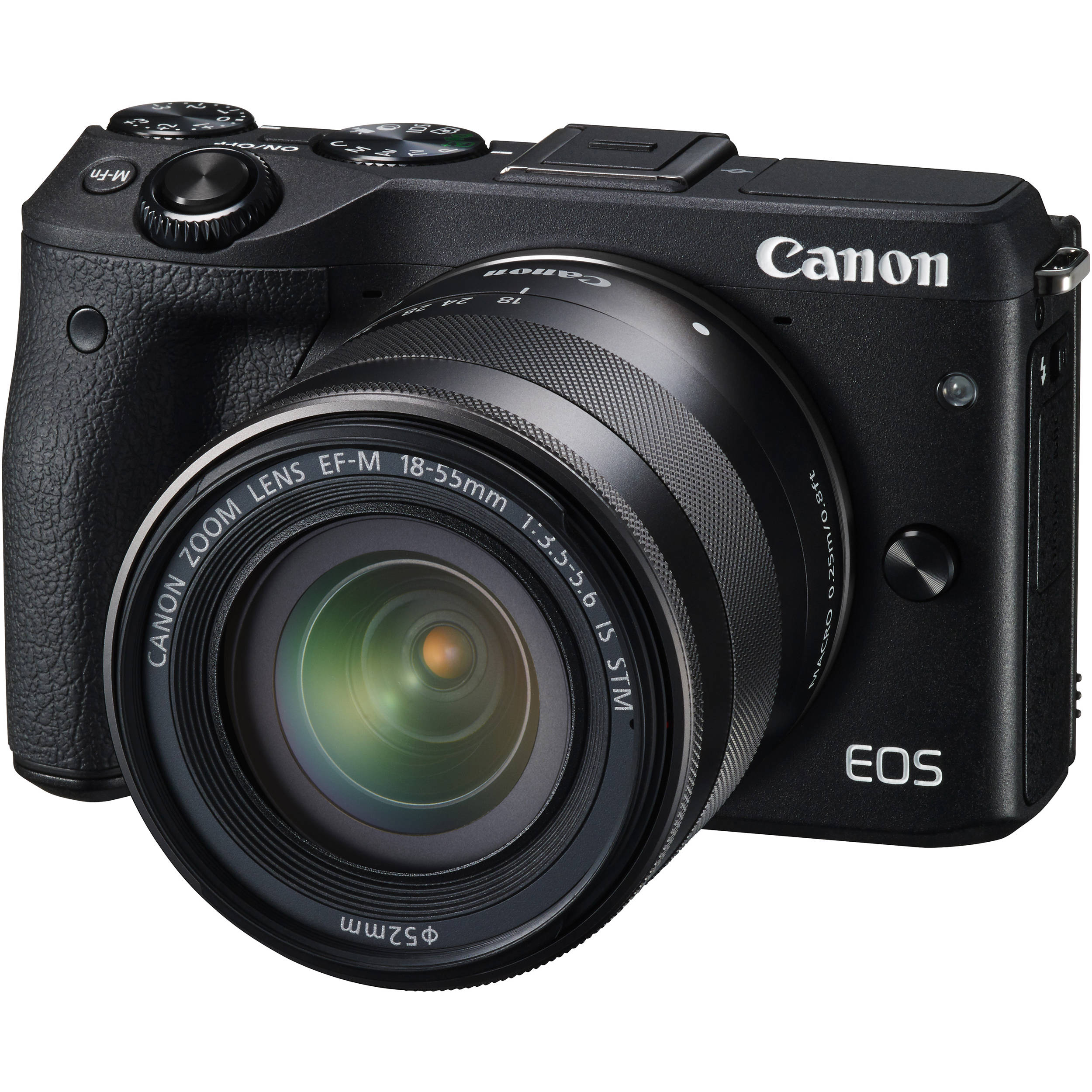 Canon EOS M3 18-55