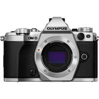 Olympus OM-D E-M5 Mark II telo silver/black