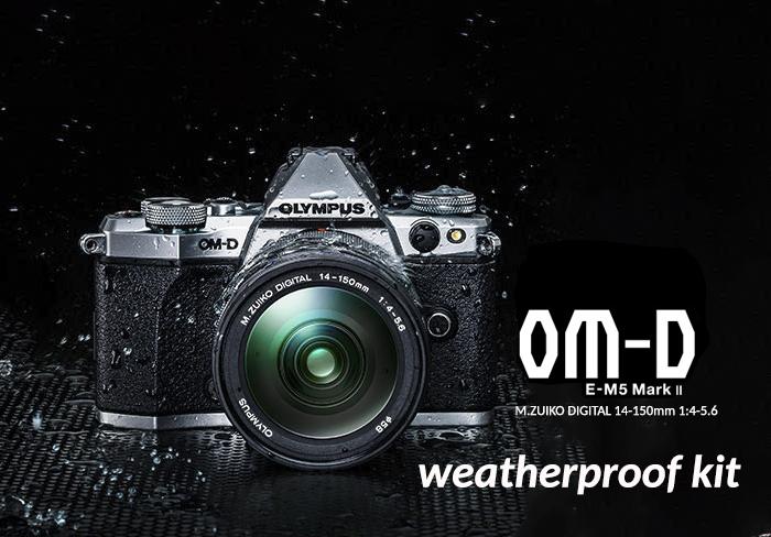 Olympus OM-D E-M5 Mark II 14-150mm II f/4.0-5.6