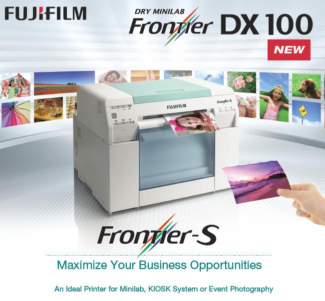 Fuji Frontier-S DX-100
