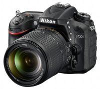 Nikon D7200 18-140 VR