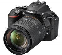 Nikon D5500 18-140 VR + SD 32 GB Ultra