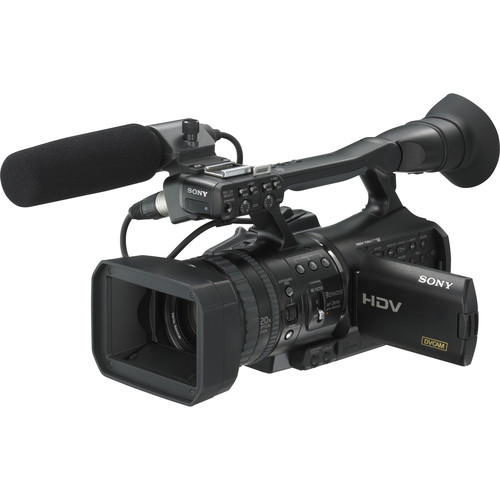 Sony HVR-V1P HDV Video Camcorder