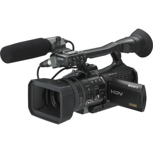 Sony HVR-V1P HDV Video Camcorder