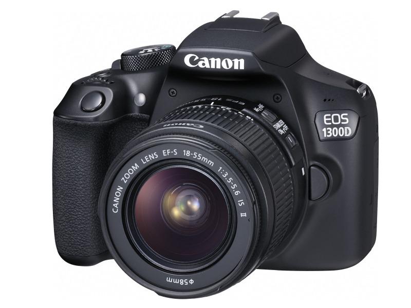 Canon EOS 1300D Kit ( EF-S 18-55 IS II )