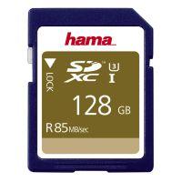 Hama 128GB  SDXC UHS-I 85MB/s