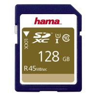Hama 128GB  SDXC UHS-I 45MB/s