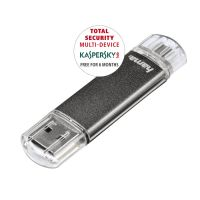 Hama 64gb USB/Micro USB Flash Drive  10MB/s  Laeta Twin
