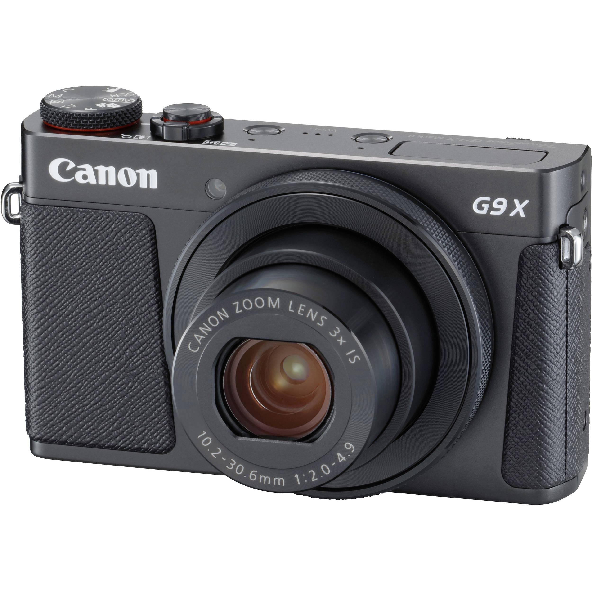 Digitalni Fotoaparati I Oprema Kompaktni Prosumer Dslr Canon Powershot Sx430 Is Kamera G9 X Mark Ii