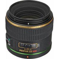 Pentax 55mm f/1.4 DA* SDM Autofocus Lens for Digital SLR