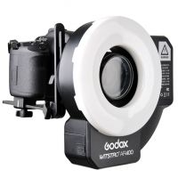 Godox Wistro AR400 Li-Io Powerful Ring Flash and Ring lite