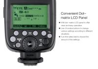 Godox TT685c E-TTL Camera Flash  for Canon