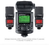 Godox Witstro AD360II-C  TTL Powerful and Portable Flash for Canon