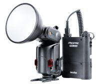 Godox WIistro AD180 kit  with Power pack PB960