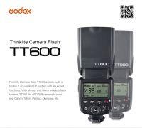 Godox TT600 built in 2.4G wireless X System