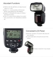 Godox TT600 built in 2.4G wireless X System