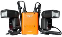 Godox PB960 Power Pack Four Speedlite Orange