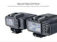 Godox X1-C TTL Wireless Flash Trigger for Canon