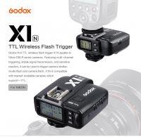 Godox X1T-N TTL Wireless Flash Trigger for Nikon (Transmitter Only)