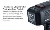 Godox WB87 Rezervna Baterija za Wistro AD600